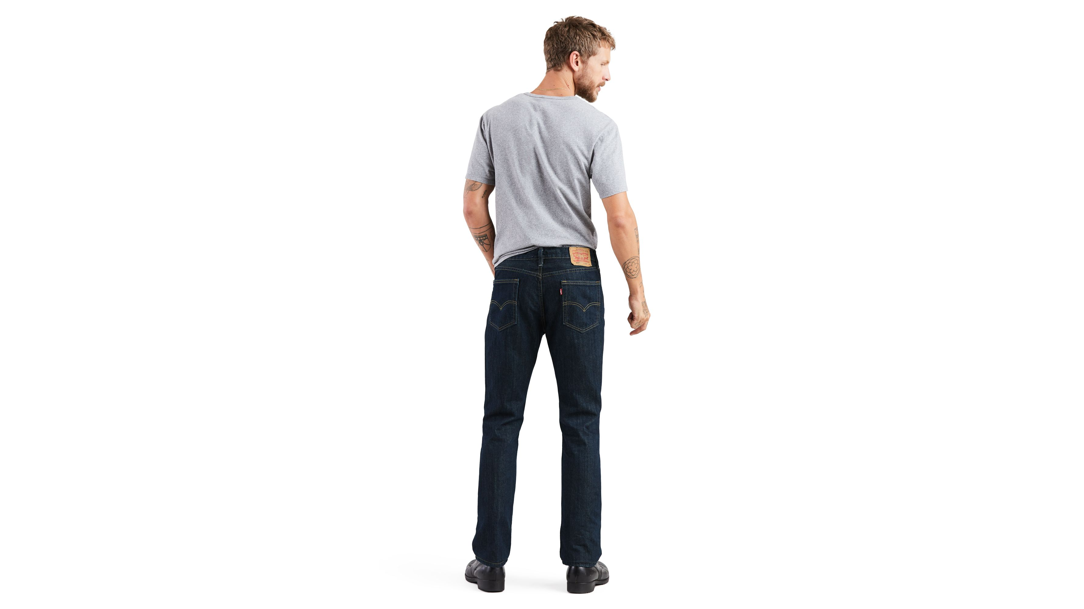 813460715c3 514™ Straight Fit Men's Jeans - Dark Wash | Levi's® US