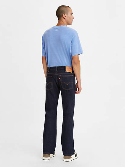 7fa6b061e32 517™ Boot Cut Men's Jeans - Dark Wash | Levi's® US