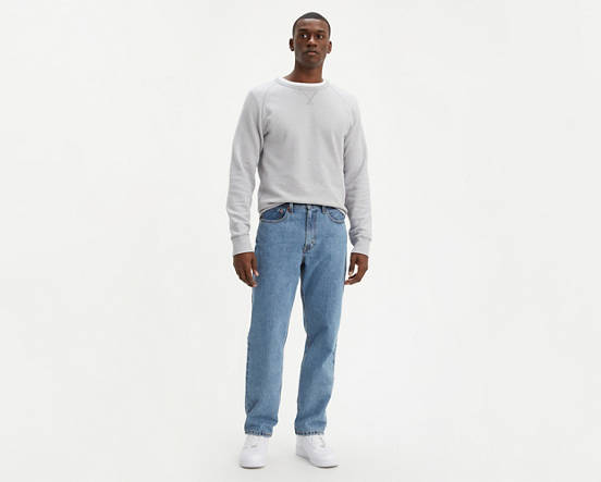 fcb77a08 550™ Relaxed Fit Jeans - Light Wash   Levi's® US