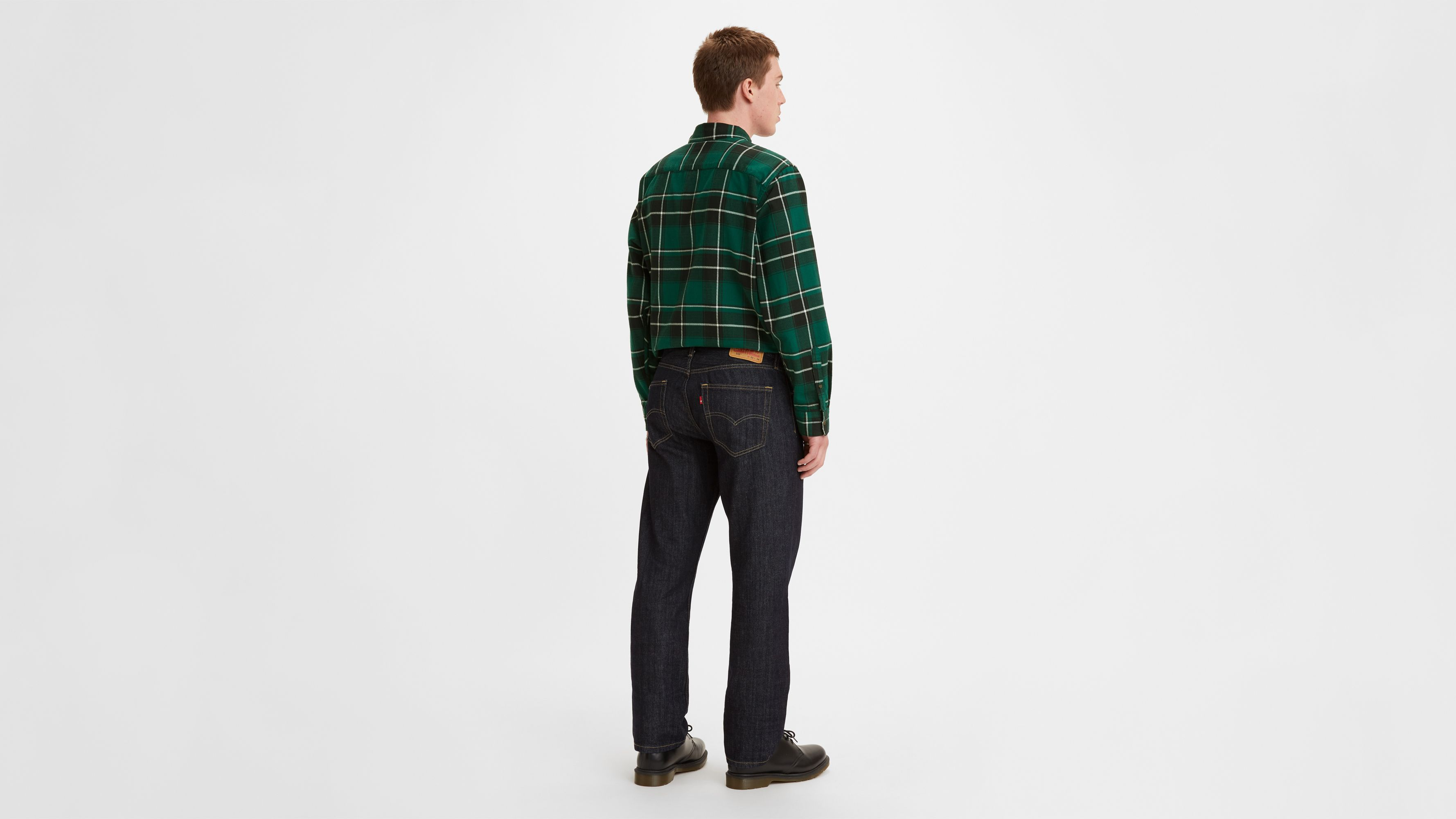 7a919d60c7fd2c 559™ Relaxed Straight Men's Jeans - Dark Wash | Levi's® US