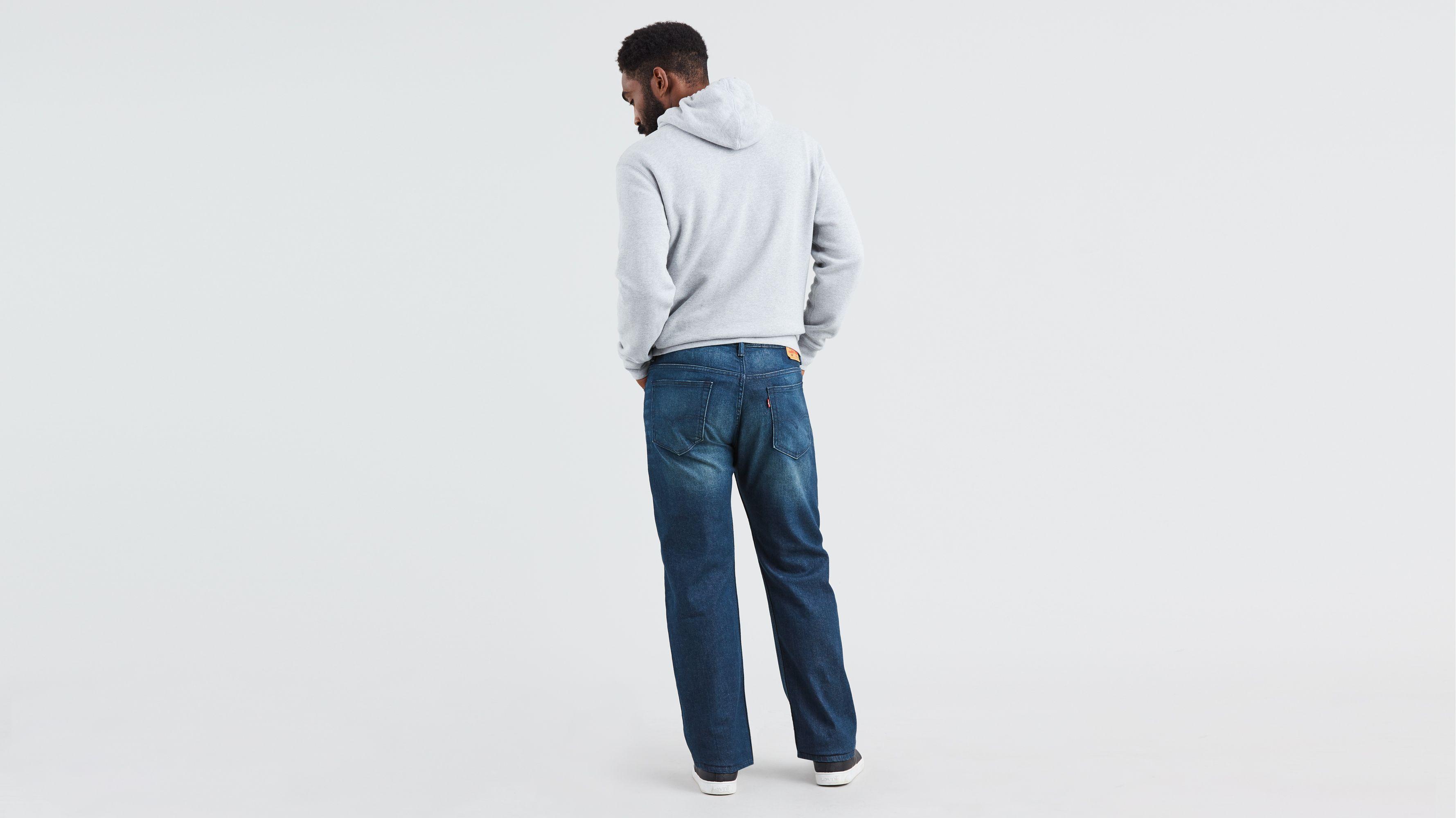 b73b9ac0f45 569™ Loose Straight Fit Men's Jeans - Dark Wash | Levi's® US