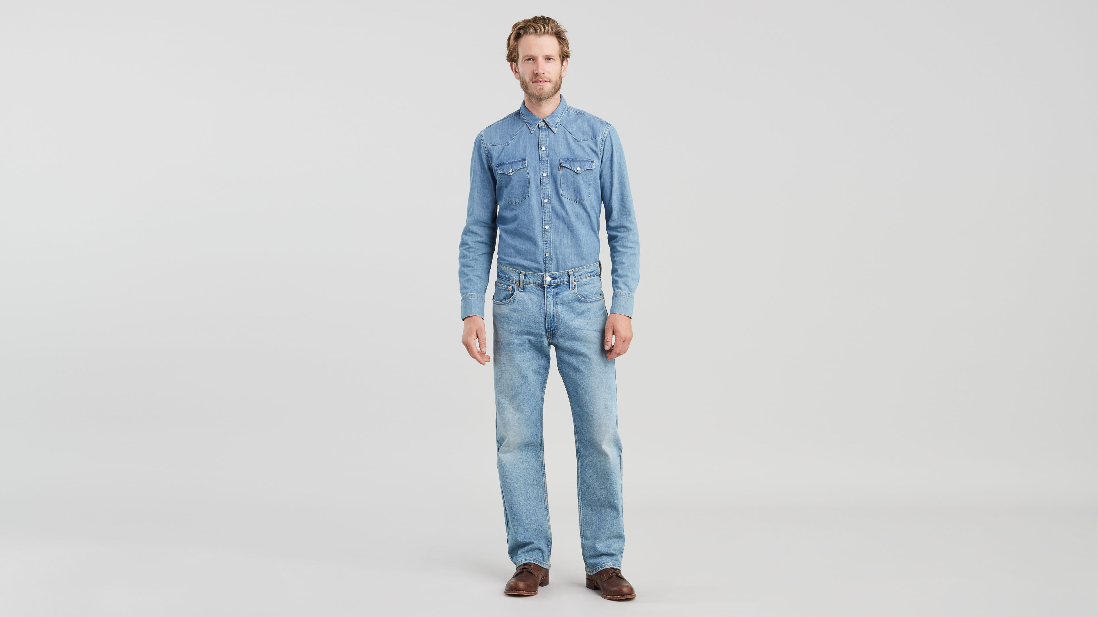 7a3f6417b9 569™ Loose Straight Fit Jeans - Light Wash | Levi's® US