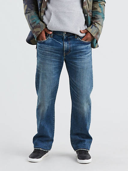 569 Loose Straight Jeans