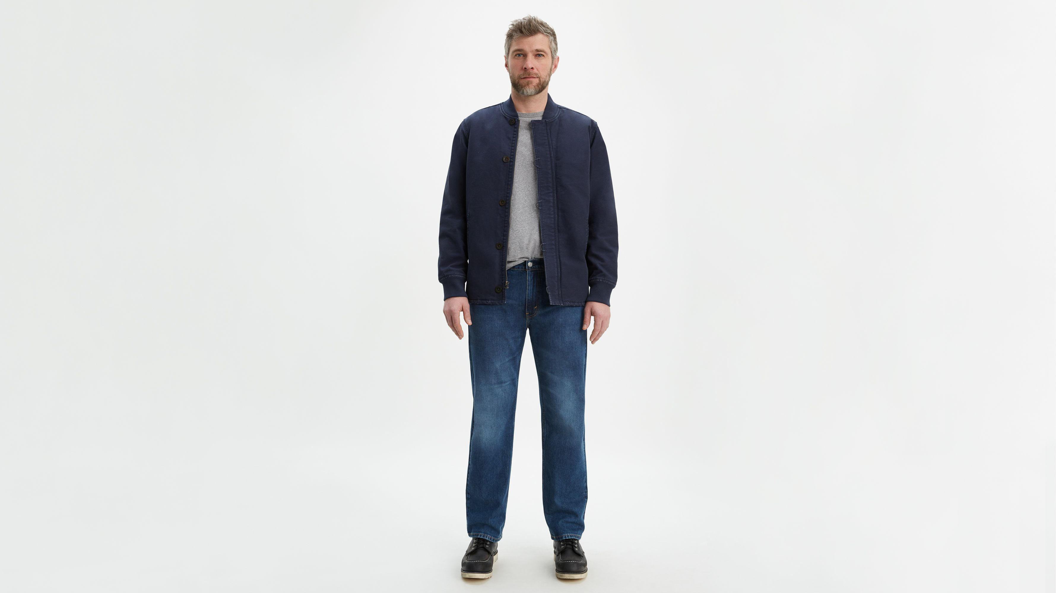 569™ Loose Straight Fit Men's Jeans