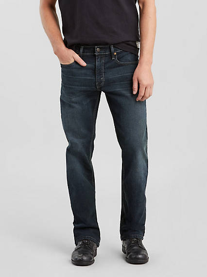 559™ Relaxed Straight Fit Stretch Jeans (Big & Tall)