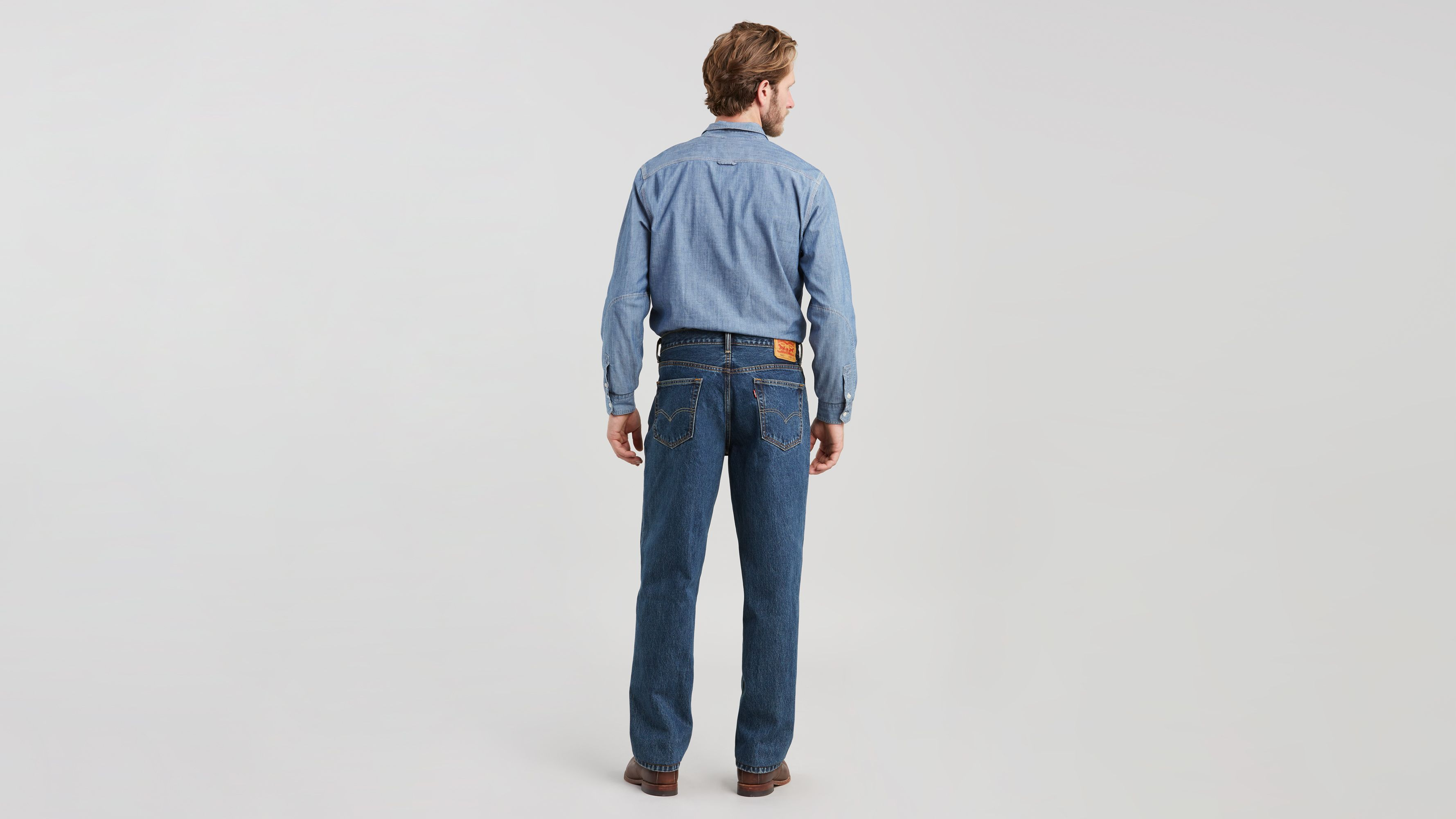 40790e30273 560™ Comfort Fit Jeans (big   Tall) - Medium Wash