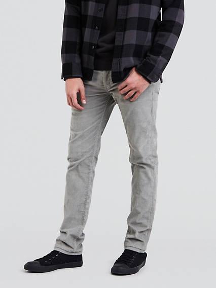 511™ Pantalon côtelé coupe étroite