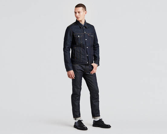 af823cb4872 Use + and - keys to zoom in and out, arrow keys move the zoomed portion of  the image. Mouse over image for a closer look. 511™ Slim Fit Selvedge Men's  Jeans ...