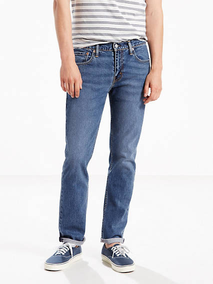 Levi's®Made in the USA 511™ Slim Fit Jeans
