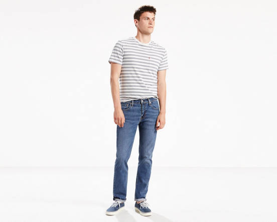 cba4ada0128d35 Mouse over image for a closer look. Levi's® Made in the USA 511™ Slim Fit  Men's ...