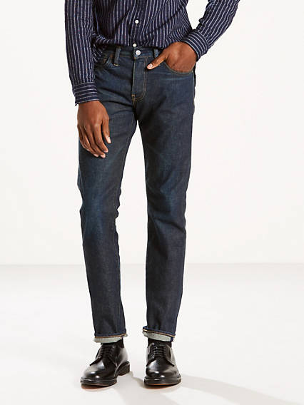 Levi's® 511™ Made in the USA Slim Fit Selvedge Jeans
