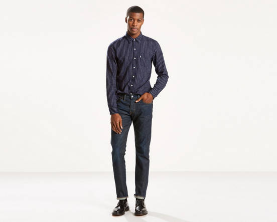 774ac739dea8fa Mouse over image for a closer look. Levi's® Made in the USA 511™ Slim Fit  Selvedge Men's ...