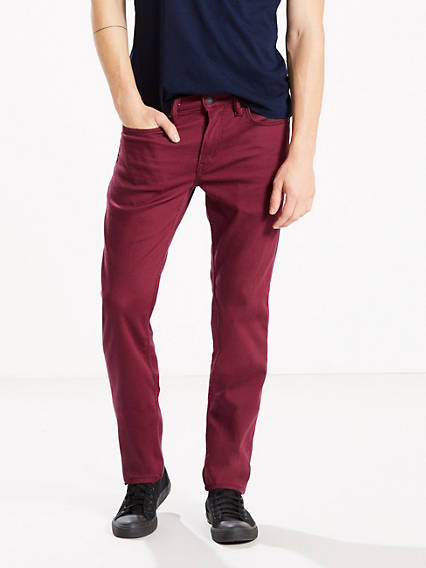 511™ Slim Fit Brushed Twill Pants