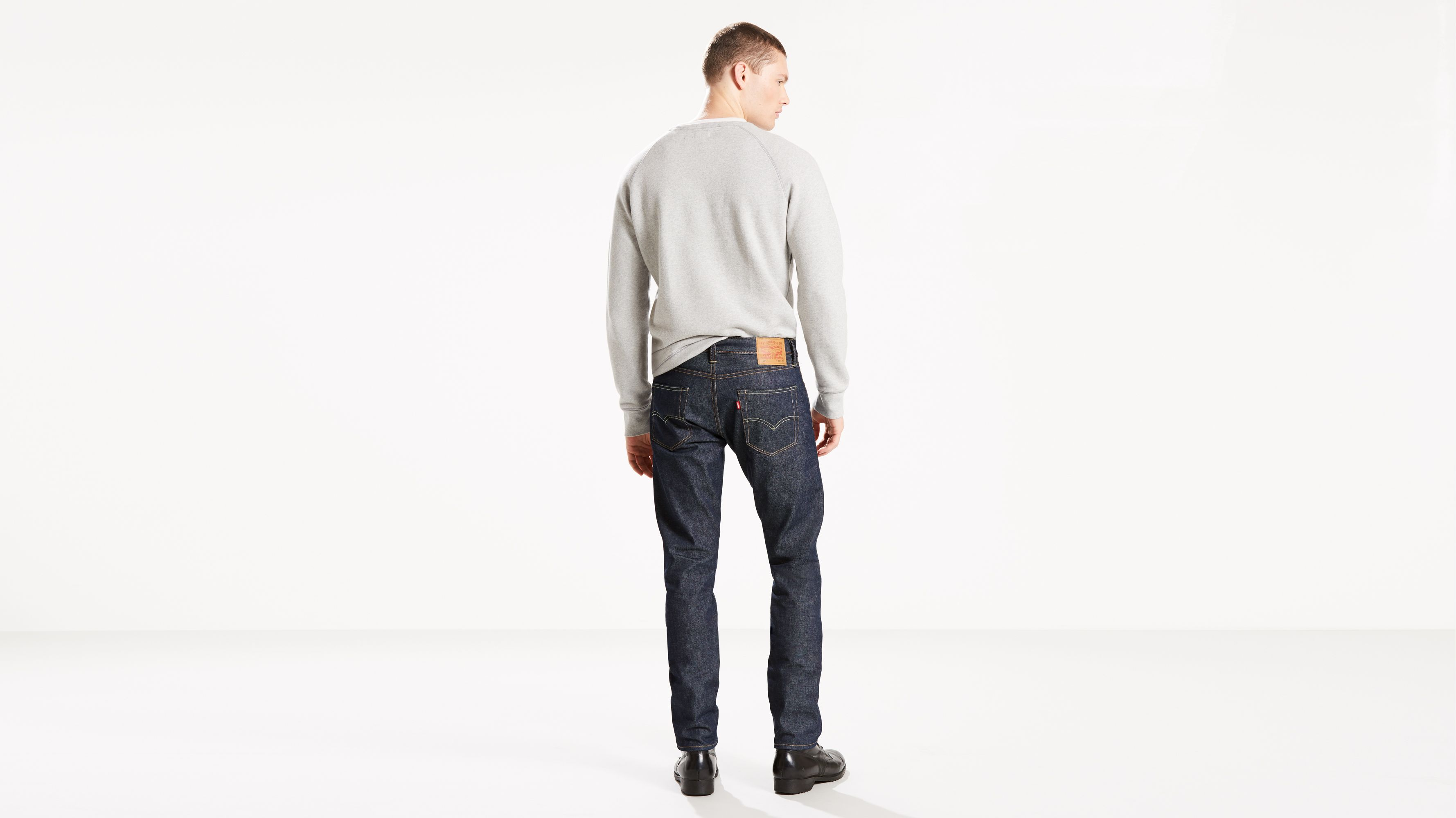 2a129260ca9951 Levi's® Made In The Usa 511™ Slim Fit Men's Jeans - Dark Wash   Levi's® US