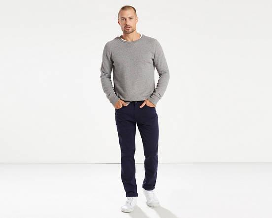 367cec1452f 511 Slim Fit Bi-stretch - Blue