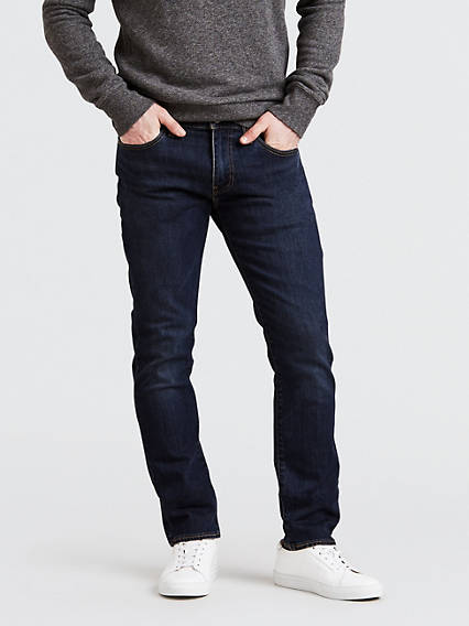 511 Slim Fit Jeans - All Seasons Tech