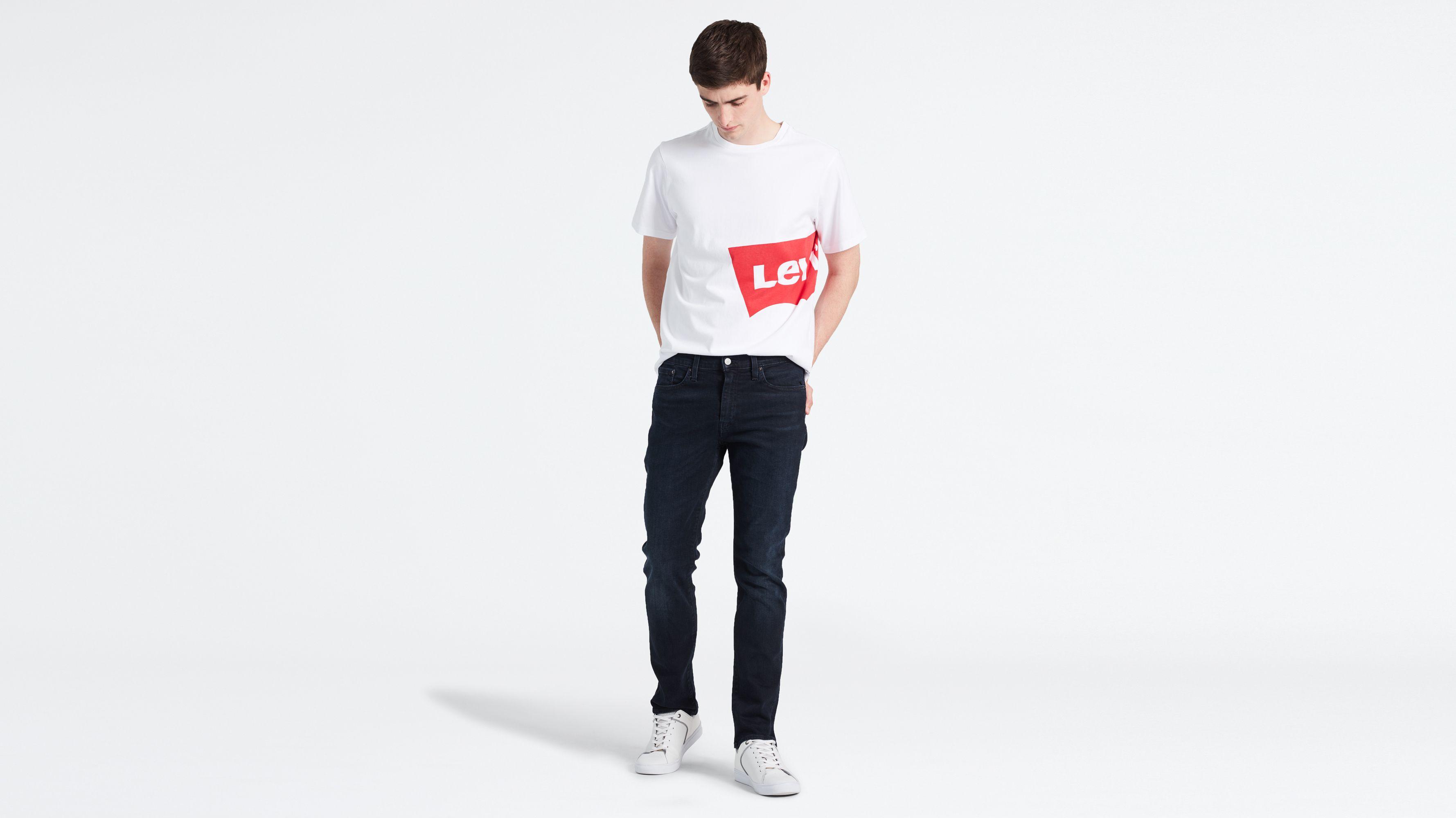 50128dbae12c00 511™ Slim Fit Jeans - Advanced Stretch - Colorazione Media | Levi's® IT