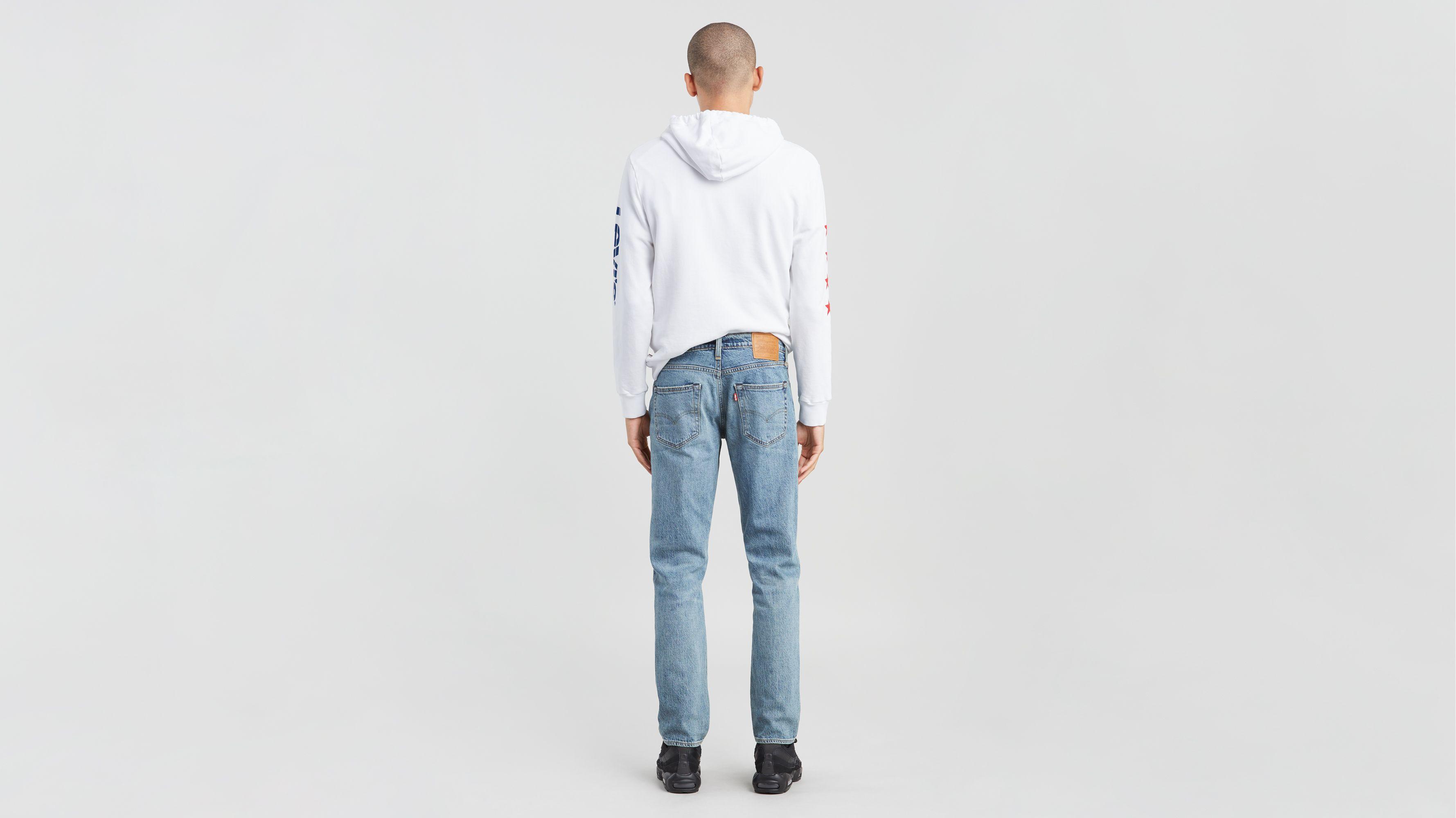 ec18a365fb828d 511™ Slim Fit Jeans - Medium Indigo   Levi's® IT