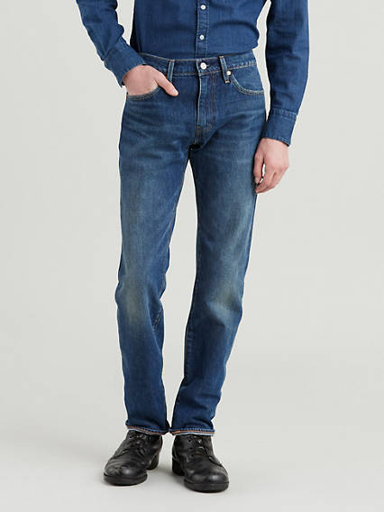 511™ Slim Fit Selvedge Stretch Jeans