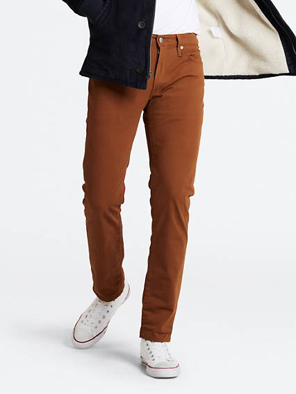 511™ Slim 5-Pocket Trousers