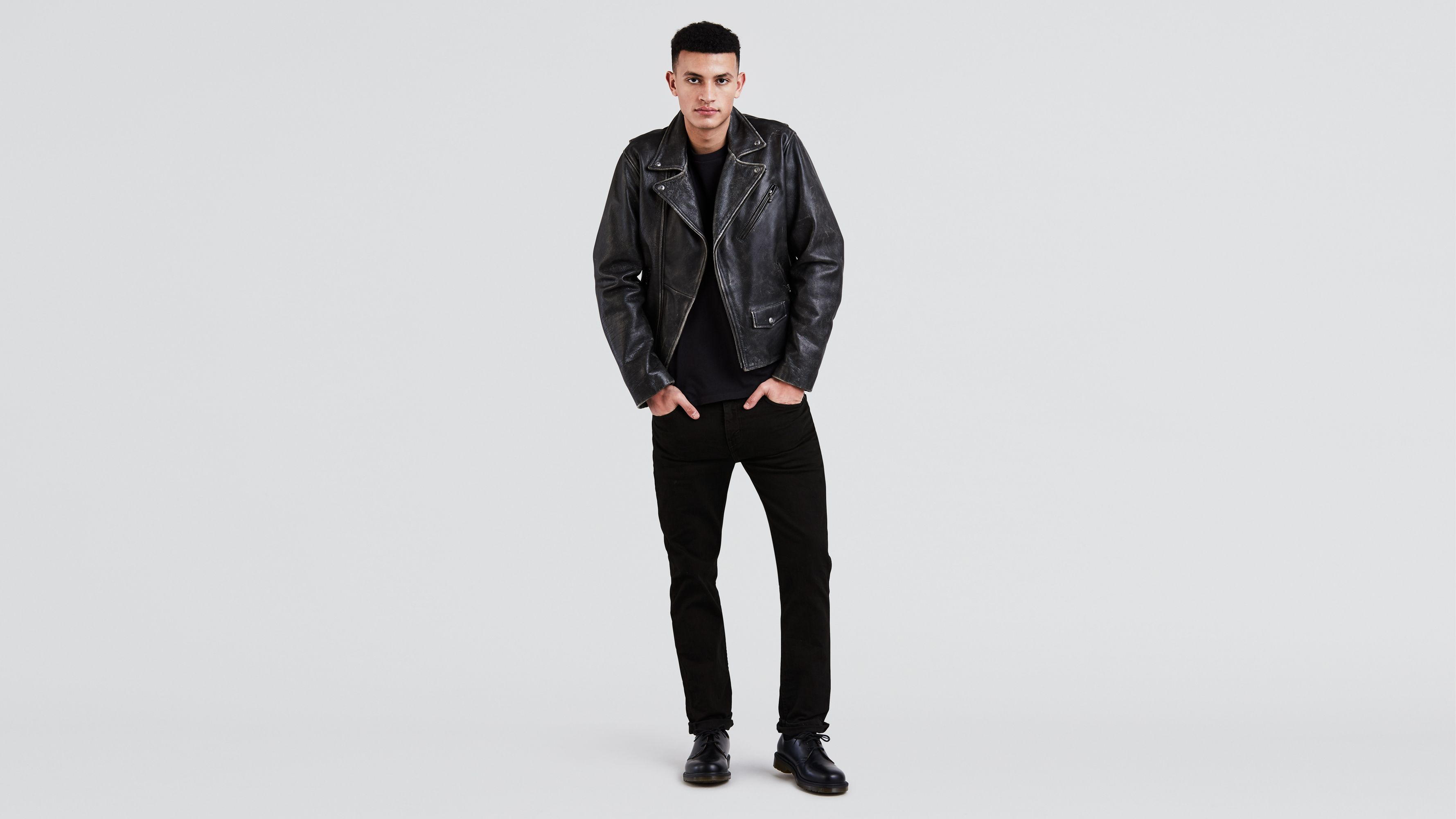 Slim Men's Jeans Us BlackLevi's® 511™ Fit luFJ315TKc