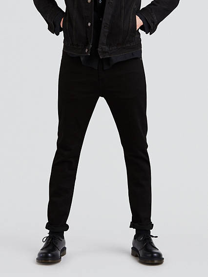Black Skinny Jeans For Men Skinny Black Pants For Guys Levis Us
