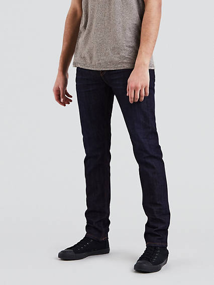 Skinny Jeans For Men - Ripped, Distressed   More Styles   Levi s® US 74ea00e576