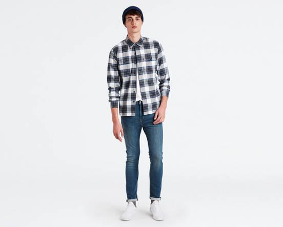 73194d2e90023 510™ Skinny Fit Jeans - Advanced Stretch - Teinte Intermédiaire ...