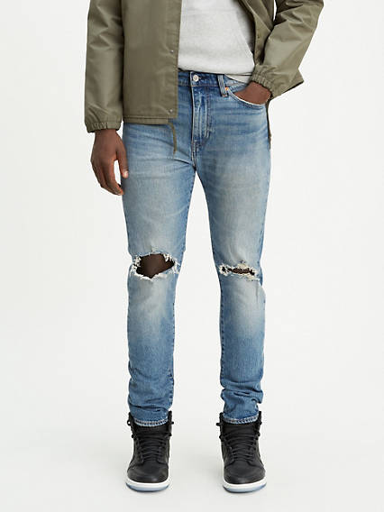 611be0029ae2d6 Skinny Jeans For Men - Ripped, Distressed & More Styles | Levi's® US