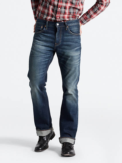 527� Slim Boot Cut Jeans