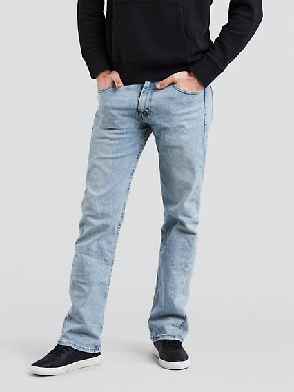 527™ Slim Boot Cut Stretch Jeans