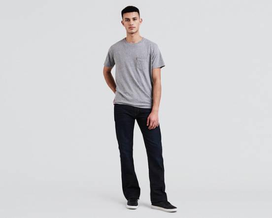 c1ca8e12065 527™ Slim Boot Cut Men's Jeans - Dark Wash | Levi's® US