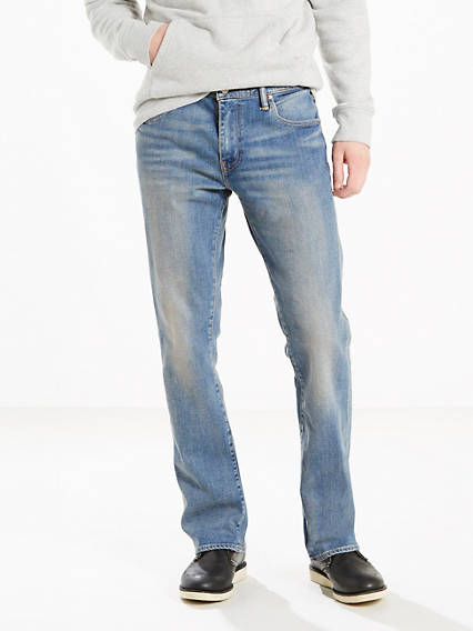 527 Slim Boot Cut Jeans