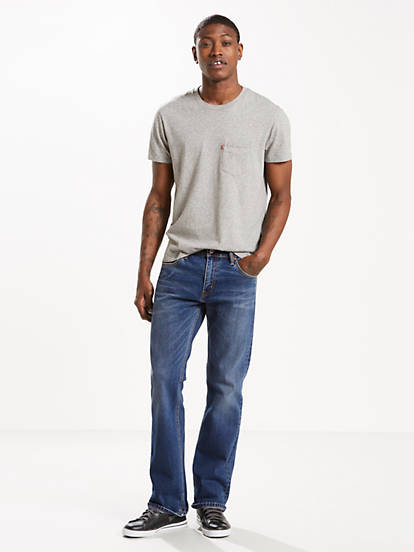 a5865a22d31 527™ Slim Boot Cut Men's Jeans - Medium Wash | Levi's® US