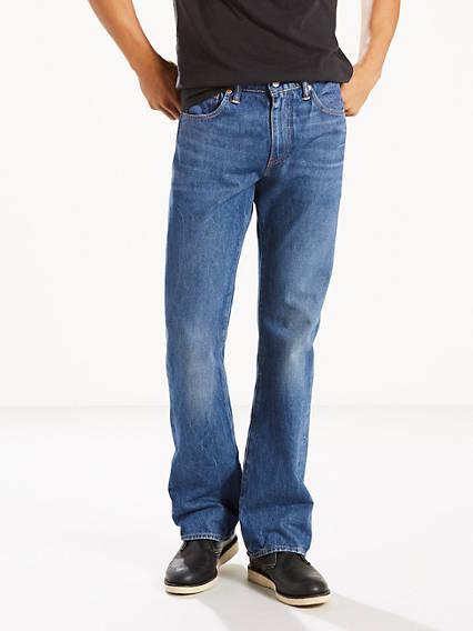 527 Slim Boot Cut Warp Jeans