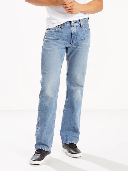 527� Slim Boot Cut Warp Stretch Jeans
