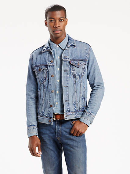 Trucker Jacket (Big & Tall)