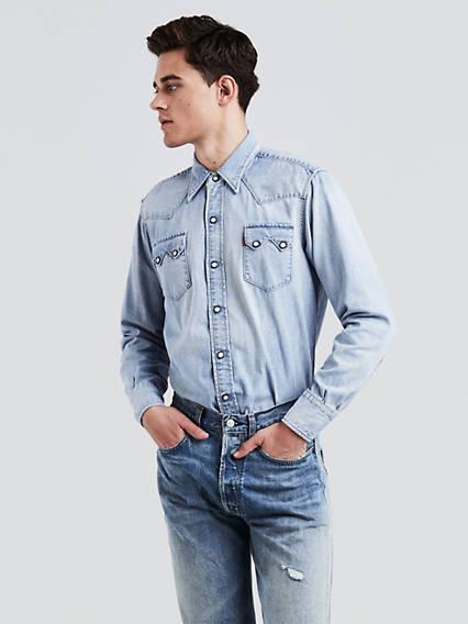 1955 Sawtooth Western Shirt