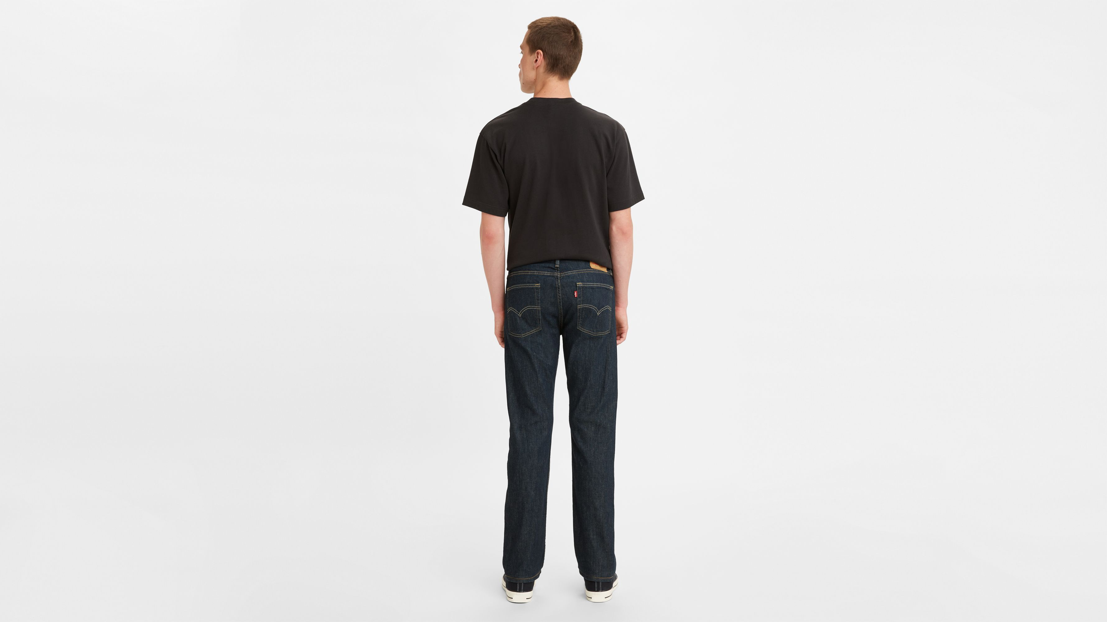 2019e17baf 513™ Slim Straight Men's Jeans - Dark Wash | Levi's® US