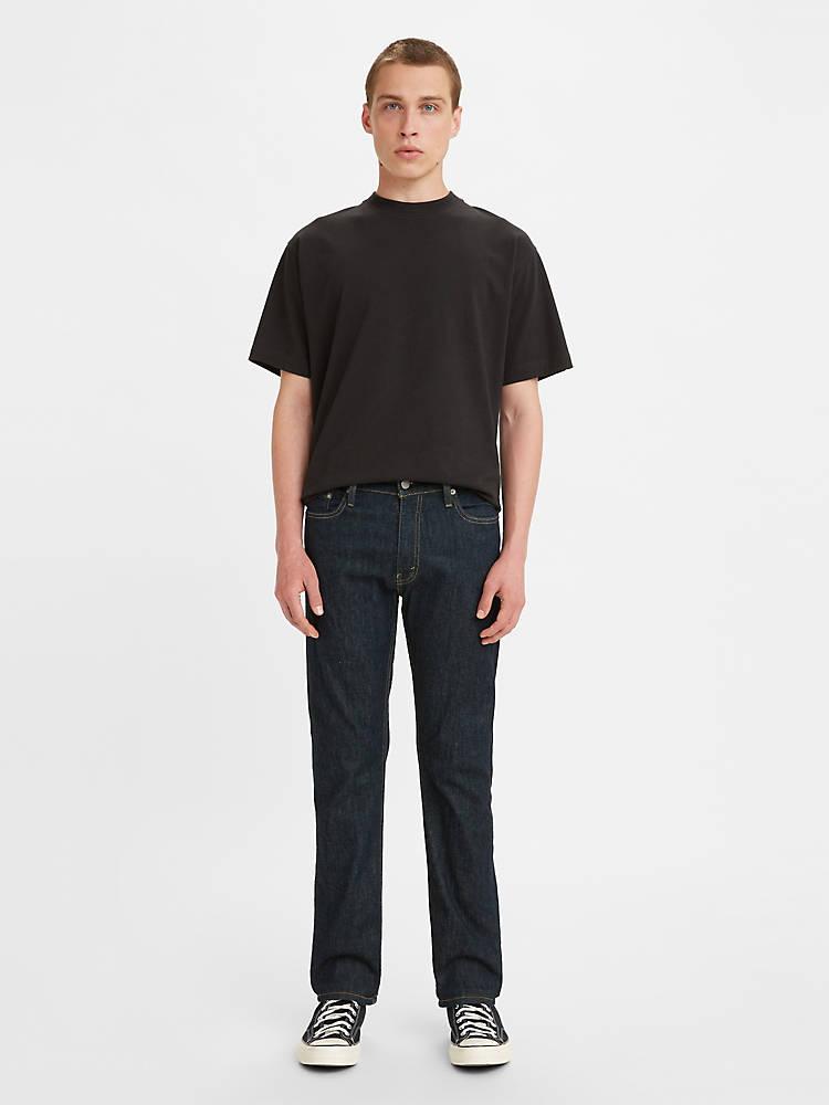 Levis 513 Slim Straight Mens Jeans