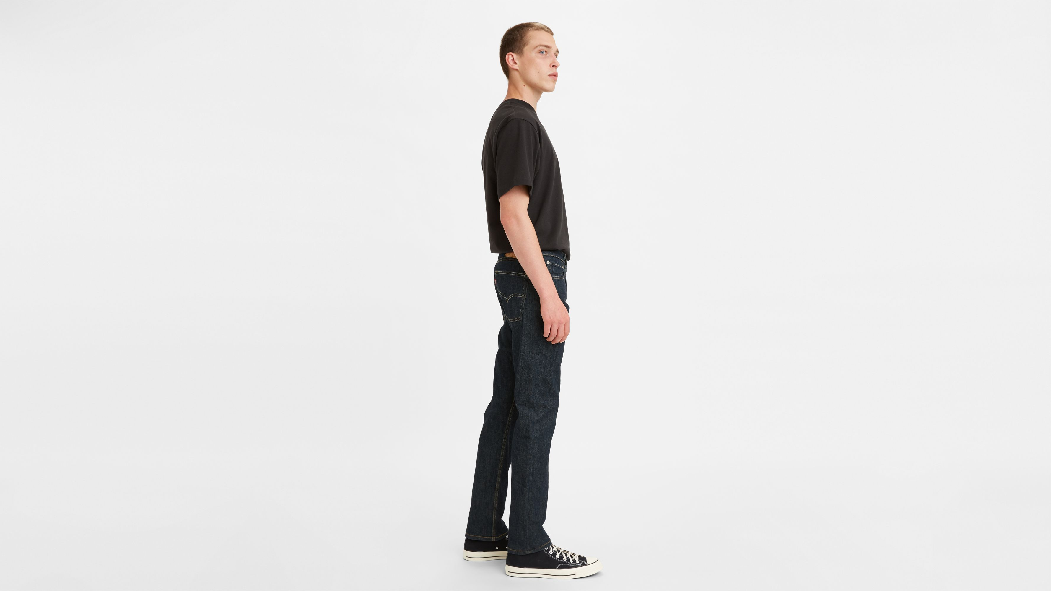 5a3ca6d74af 513™ Slim Straight Men's Jeans - Dark Wash | Levi's® US
