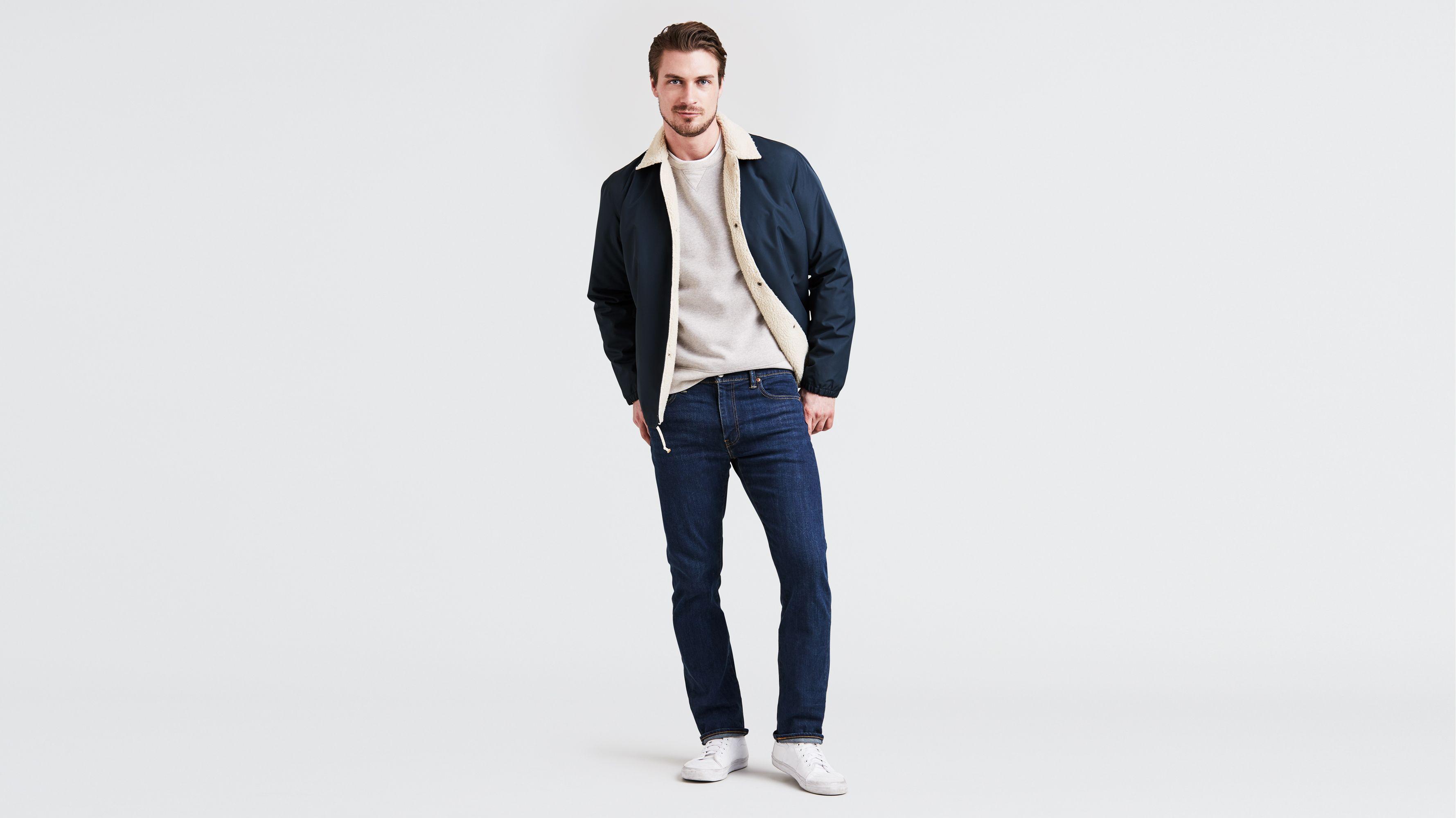 513™ Slim Straight Advanced Stretch Jeans