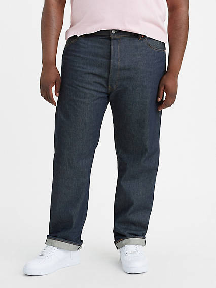 501® Shrink-to-Fit™ Men's Jeans (Big & Tall)