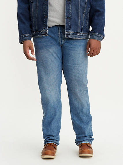 501� Button Fly B&T Jeans