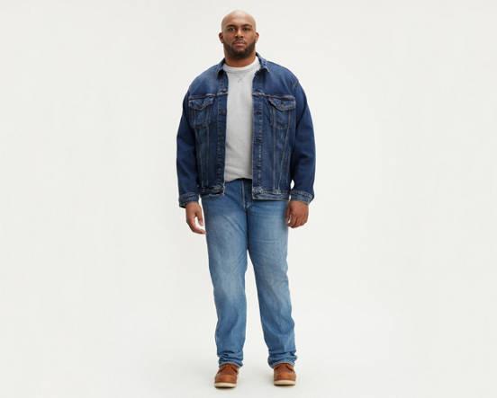 c3fd077a9a63d 501® Button Fly Jeans (big   Tall) - Medium Indigo