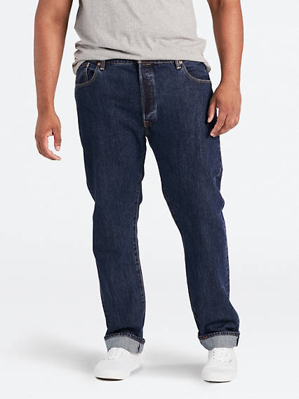 501® Button Fly B&T Jeans