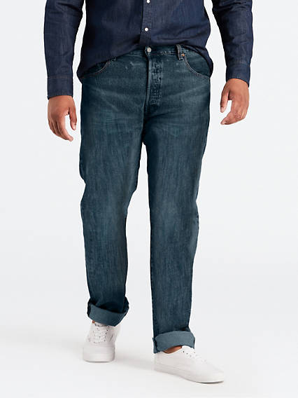 501® Button Fly Big & Tall Jeans