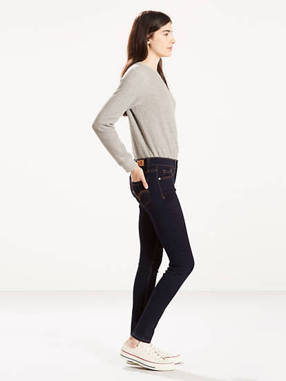 524 Skinny Women S Jeans Dark Wash Levi S Us