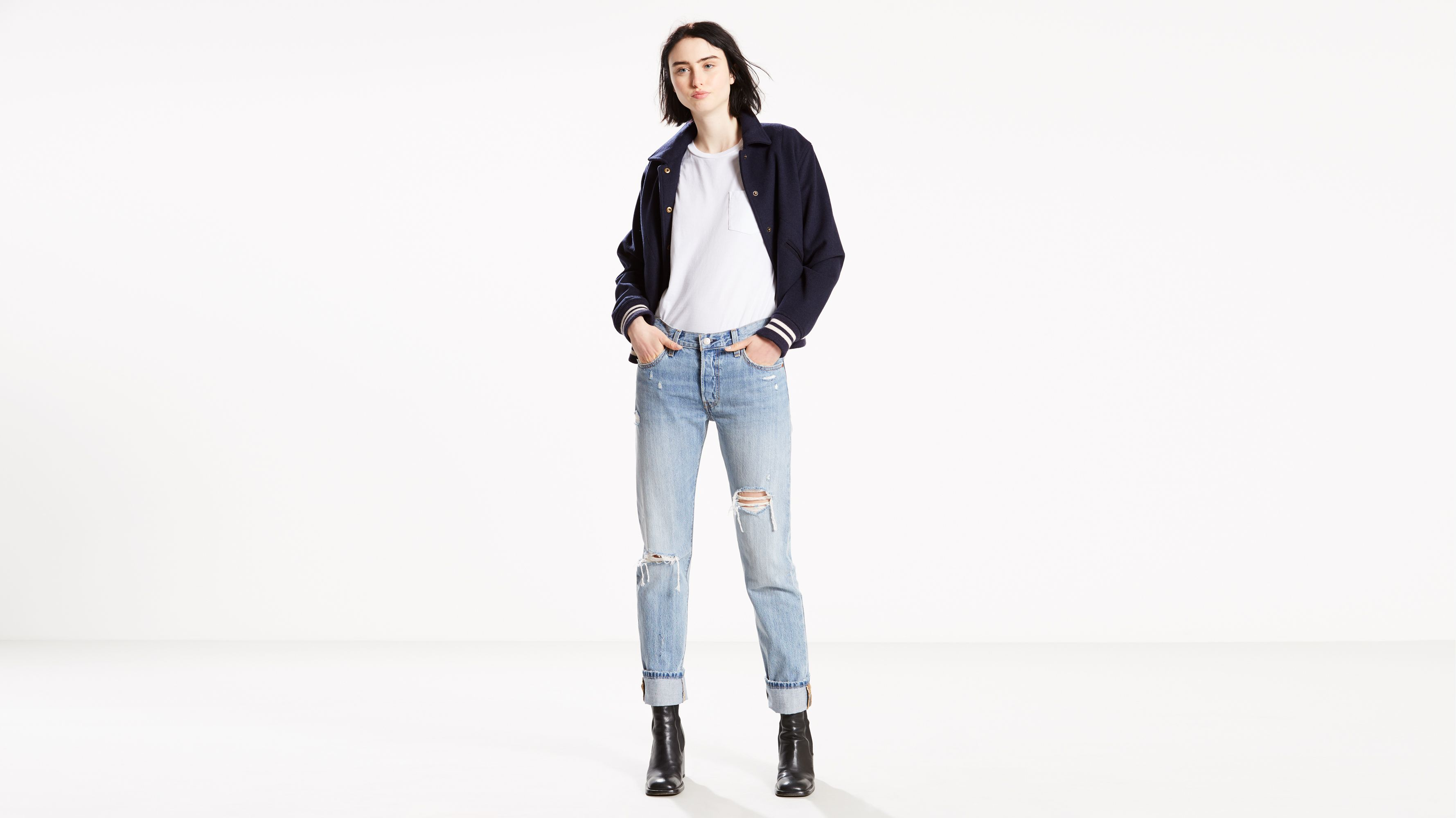 501® Original Fit Jeans for Women