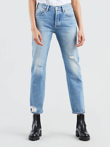 Levi's® Made & Crafted® 501® Jeans For Women Jeans